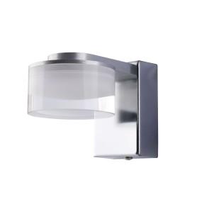 Светильник настенный светодиодный Escada Sicilia 1х3 Вт IP44 стекло, цвет хром