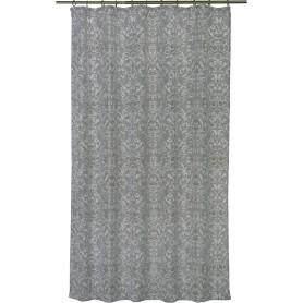 Штора на ленте «Софт», 135х180 см, цвет серый