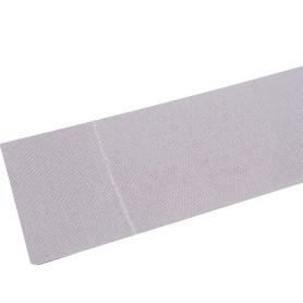 Ламели для вертикальных жалюзи «Плайн» 280 см, цвет графит, 5 шт.
