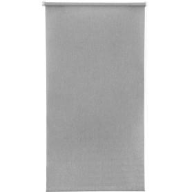 Штора рулонная Inspire «Меланж», 70х160 см, цвет серый