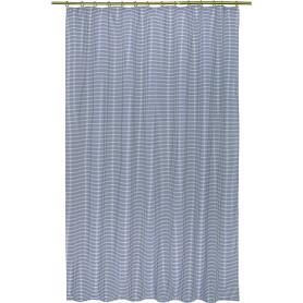 Штора на ленте «Скарлет», 140х180 см, цвет синий