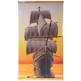 Обогреватель инфракрасный настенный «Корабль», 500 Вт