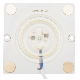 Плата светодиодная 02-18, 12 Вт, 220 В, 960 Лм, степень защиты IP20