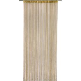 Кисея, 300x280 см, цвет золото