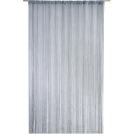 Кисея, 300x280 см, цвет серебристый