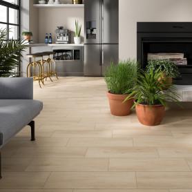 Керамогранит Cersanit Stockholm 18.5x59.8 см, 0.99 м2, цвет бежевый