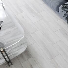 Керамогранит Cersanit Stockholm 18.5x59.8 см, 0.99 м2 цвет серый