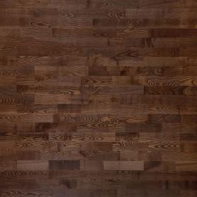 Паркетная доска трёхполосная Artens «Ясень Кофе», лак, 5Gc, 1.58 м²