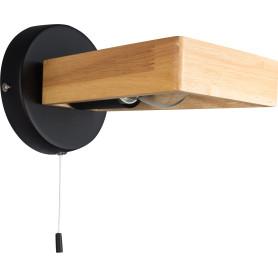 Бра Eurosvet Klark 70056/1, цвет чёрный