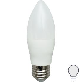 Лампа светодиодная Osram E27 220 В 8 Вт свеча 806 лм, белый свет