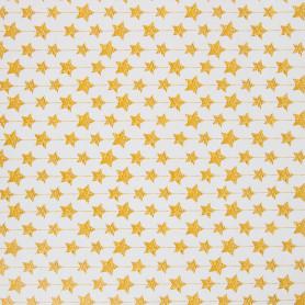 Бумага упаковочная «Звёзды» 70х100/1 лист