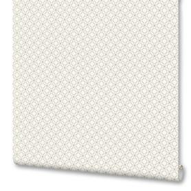 Обои флизелиновые A.S. Creation Björn белые 0.53 м 351173