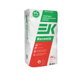 Клей для керамической плитки Eк Keramik  25кг