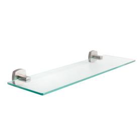 Полка для ванной комнаты Istad прямоугольная, 51.9x5x14.3 см