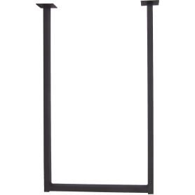 Подстолье для рабочей поверхности Лофт 850 мм, цвет чёрный