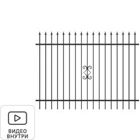 Секция заборная «Октавия» 2.5x1.9 м