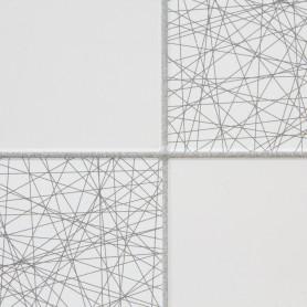 Панель ПВХ листовая 0.3 мм 960x485 мм Тиссо 0.47 м²