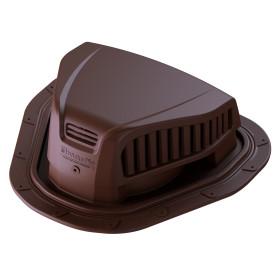 Аэратор точечный Döcke «Pie/Next», цвет тёмно-коричневый