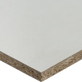 Деталь мебельная 2700x900x16 мм ЛДСП, белый премиум, без кромки