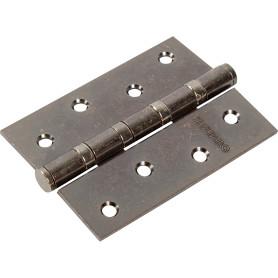 Петля универсальная U1004BB-OS/BL 100х75х2.5 мм сталь цвет состаренное серебро