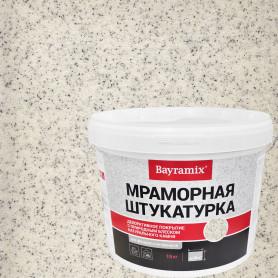 Штукатурка мраморная Bayramix «Royal White-N» 15 кг