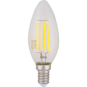 Лампа Filament свеча Е14 5 Вт 420 Лм 2700К