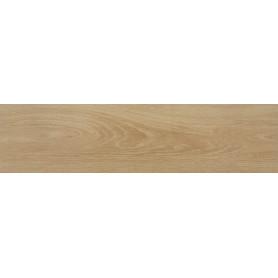 Керамогранит Wood Natura 15х60 см 1.36 м² цвет бежевый