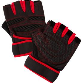 Перчатки для работы с шуруповёртом, искусственная кожа