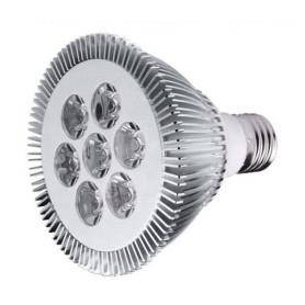 Лампа светодиодная для выращивания рассады E27 7 Вт, красно-синий спектр