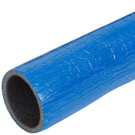 Изоляция для труб СуперПротект, Ø35/4 мм, 11 м, полиэтилен, цвет синий