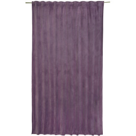 Штора на ленте «Dubbo Bohemia», 200х280 см, цвет фиолетовый
