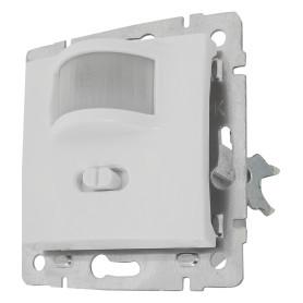 Датчик движения Duwi DDV-06, 1100 Вт, цвет белый, IP20