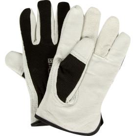 Перчатки для строительных и инструментальных работ, размер 9