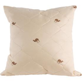 Подушка, 70х70 см, верблюжья шерсть