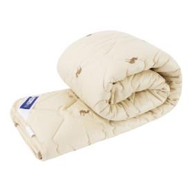 Одеяло, верблюжья шерсть, 140х205 см