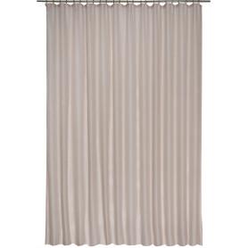 Тюль на ленте «Лён Фентези», 400х300 см, цвет экрю