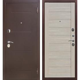 Дверь входная металлическая Ницца, 960 мм, правая, цвет ларче