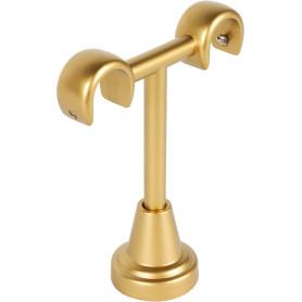 Держатель потолочный, алюминий, цвет золото матовое, 2 см