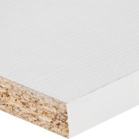 Деталь мебельная 2700х100х16 мм ЛДСП белый премиум