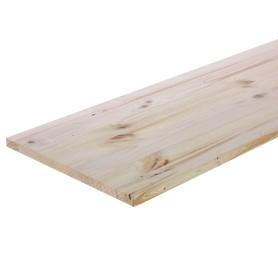 Мебельный щит 600х200х18 мм хвоя, сорт АВ