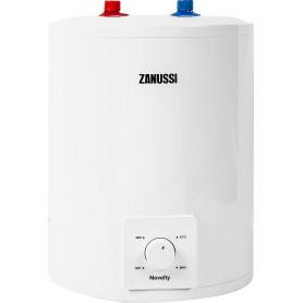 Электроводонагреватель накопительный Zanussi ZWH/S 10 Novelty U под мойкой, 10 л, нержавеющая сталь