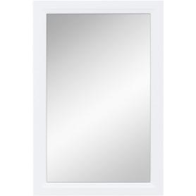 Зеркало «Лондон» 60х90 см цвет белый