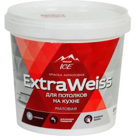 Краска для потолков Parade DYI ExtraWeiss цвет белый 0.9 л