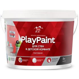 Краска для стен Parade DIY 7 PlayPaint база A 5 л