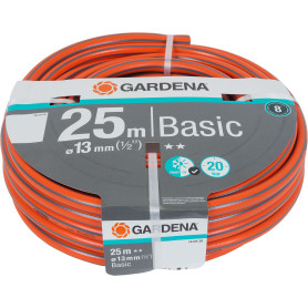 Шланг для полива Gardena Basic, 12.5 мм , 25 м