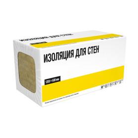Утеплитель Технониколь для стен 100 мм 6 плит 600х1200 мм 4.32 м²