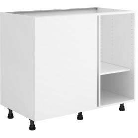 Каркас напольный Delinia ID 100x76.8x56 см, ЛДСП, цвет белый