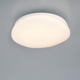 Светильник светодиодный с пультом управления «Meteor», 28 м², с диммером, функция изменения оттенков белого света, цвет белый