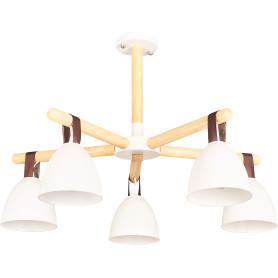 Люстра потолочная Decize L1150-5, 5 ламп, 20 м²