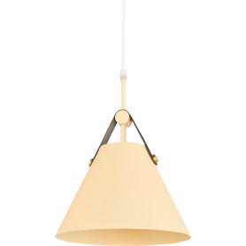 Подвесной светильник L1158-1 DECIZE YELLOW 1хЕ27х40W